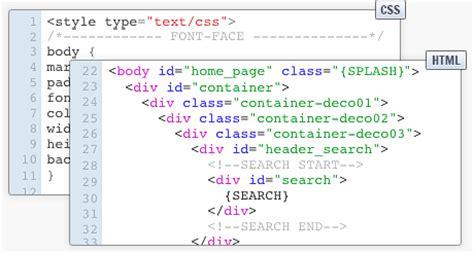 personalizzazione html e css del tuo sito web sitonline