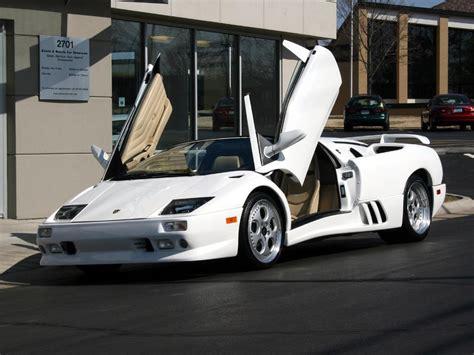 1999 Lamborghini Diablo Vt Roadster 1999 Lamborghini Diablo Vt Roadster
