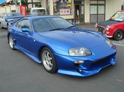Toyota Supra Turbo For Sale Toyota Supra Rz Turbo Jza80 For Sale Japan Car On
