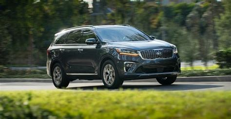 Kia Sorento 2020 Redesign by 2020 Kia Sorento Redesign Interior Price Suv Project