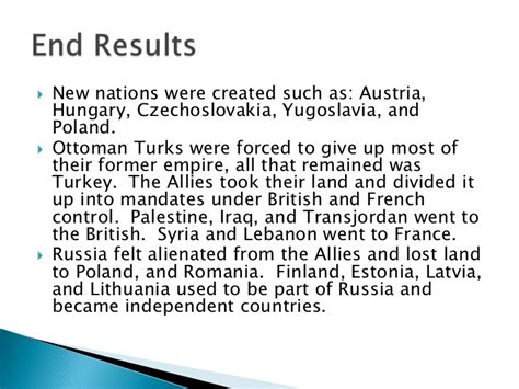 after the war ottoman lands were divided into victory and peace