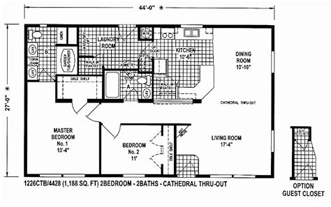 2 bedroom 2 bath single wide mobile home floor plans double wide trailer floor plans best of 4 bedroom mobile