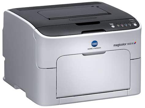 Printer Konica Minolta konica minolta magicolor 1600w laser printer