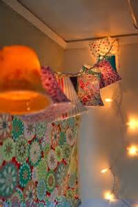 diy l shades on a string recycled ideas recyclart