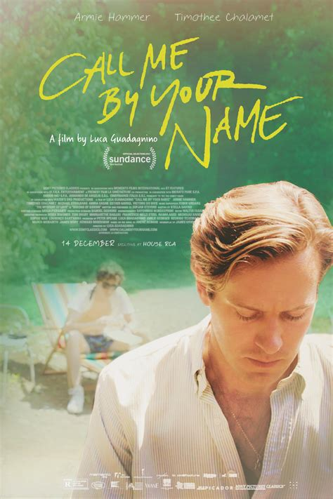 movie tv call me by your name by armie hammer call me by your name fanmade poster by mintmovi3 on
