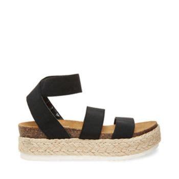 flatform sandal with sporty straps steve madden kimmie