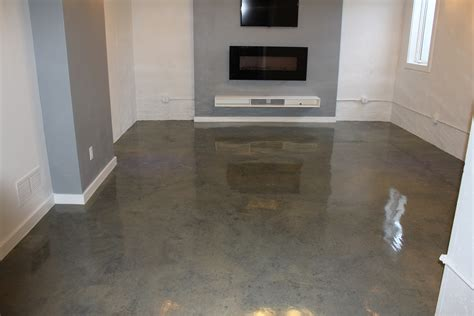 concrete basement cost rooms