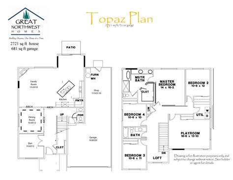 northwest floor plans 10 decorative northwest floor plans house plans 76760