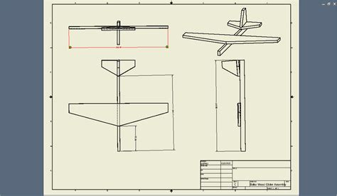 balsa wood plane template balsa wood glider design barrios engineering portfolio