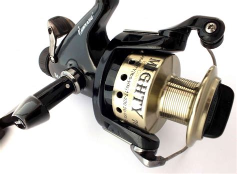 Reel Sure Cath 6000 Kumyang Mighty 760 Baitfeeder Fishing Spinning Reel 6000