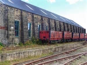 the wagon shed bowes railway 169 mick garratt geograph
