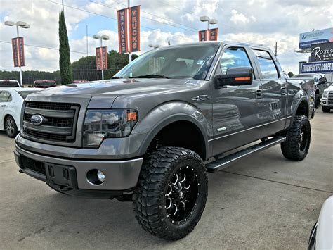 truck ford f150 2014 ford f150 truck sterling gray metallic м y c a r