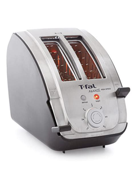 T Fal Avante Toaster T Fal Avant 233 Deluxe Toaster Review