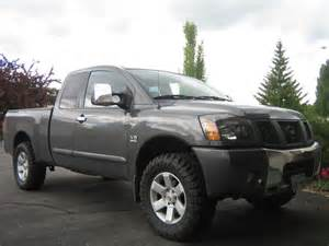 Nissan Titan Tire Size 07 Xe Putting On Leveling Kit Need Tire Advise Nissan
