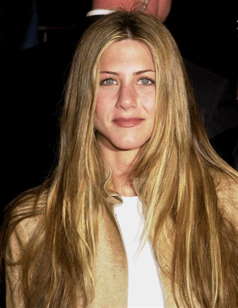 2000 from jennifer aniston s hair through the years jennifer aniston hair and hairstyle trends hairstyles