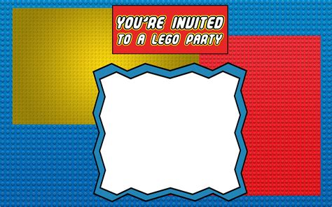 100 ninjago invitation template free ninjago