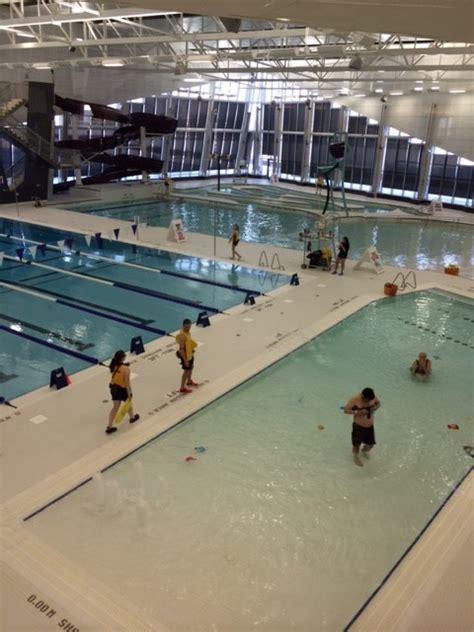 Backyard Pools Edmonton City Of Edmonton Clareview Community Recreation Centre
