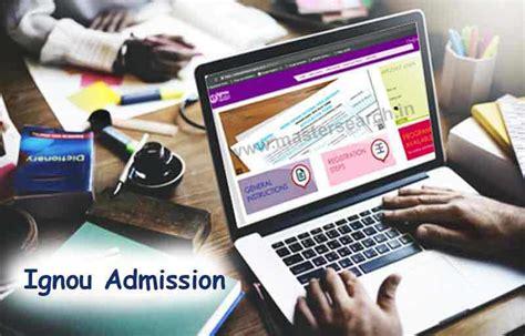 Ignou Mba Admission 2015 by Ignou Admission Jan 2018 Ignou Admission Master