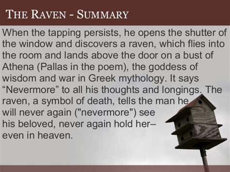 biography of edgar allan poe summary the raven edgar allan poe