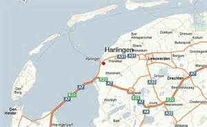 harlingen map harlingen netherlands location guide