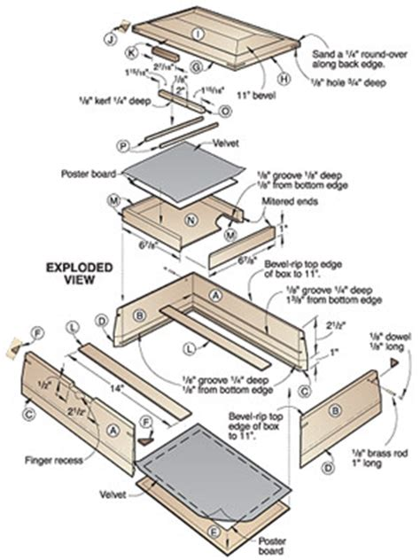 free woodworking plans jewelry box here crown molding boxes woodworking technique project
