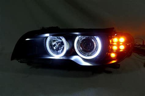 2004 2006 BMW 3 Series E46 2D Coupe/Cabrio DEPO V2 UHP LED