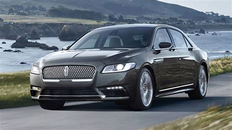 2020 Lincoln Continental by New Rumors Lincoln Continental Likely Living On Borrowed Time