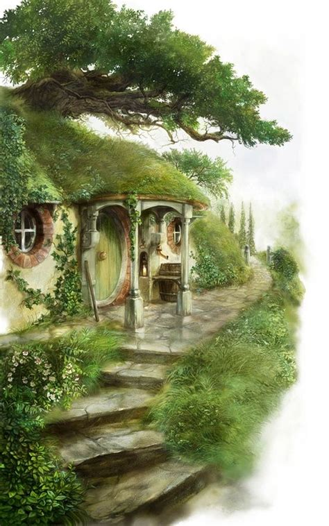 a hobbit home here s some inspiration for your real estate dreams if you or someone you