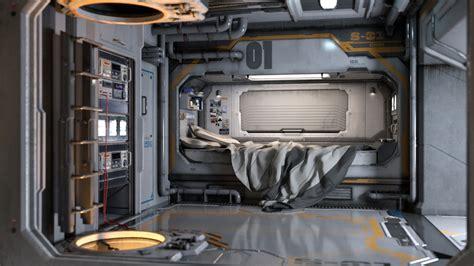 sci fi bedroom sci fi bedroom by retrodevil daz studio science fiction