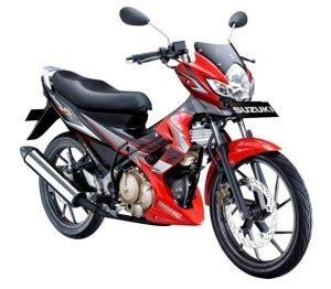 Fooststep Belakang Satria Fu Fast Biker suzuki 150cc satria fu small but fast motorcycle motorcycles and 250