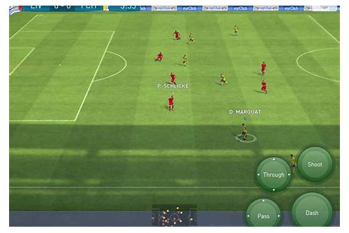 pes 15 mobile games download