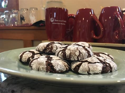 bed and breakfast recipes jackson hole bed and breakfast recipes chocolate crinkles inn on the creek
