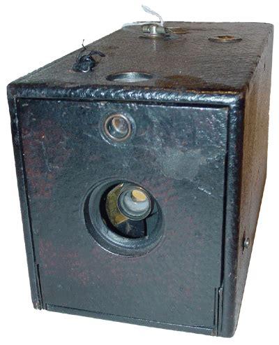 kodak no. 2 box camera c 1889 at historic camera's history