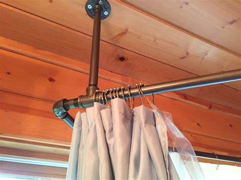 used curtain rods best 25 shower curtain rods ideas on pinterest