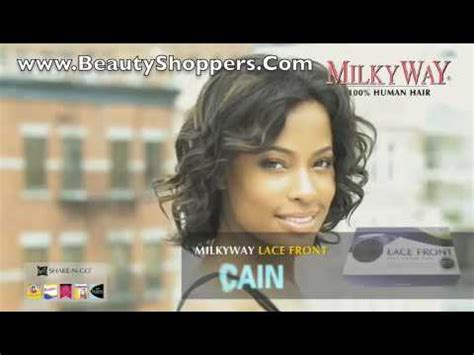 bleaching milky way hair youtube milky way human hair lace front wig cain youtube