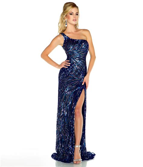 blue beaded gown sequin gown dressed up