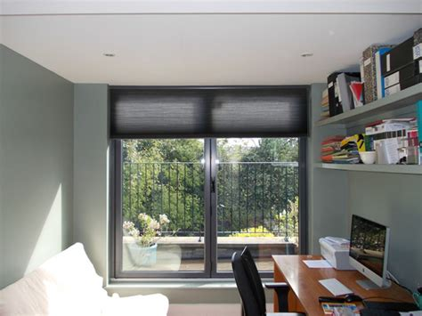 Duette blind for patio doors in north london