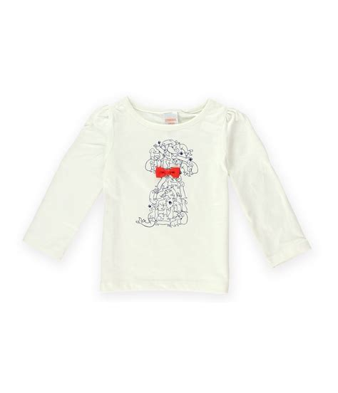 T Shirt Anak Gymboree gymboree puppies bow graphic t shirt apparel free shipping on all domestic orders