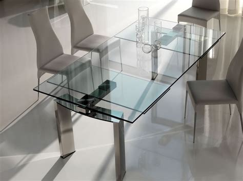 tavoli in cristallo allungabili cattelan tavolo cattelan modello daytona tavoli a prezzi scontati