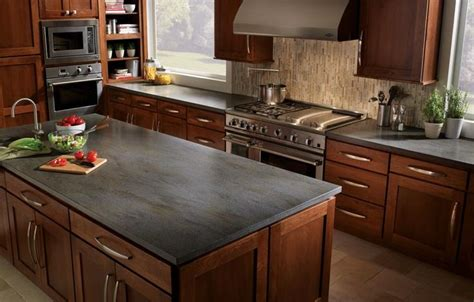 Korean Countertops by Solid Surface Countertops Corian Lava Rock Solid Surface Kitchen Countertop Family Room