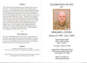 funeral program software wording for a memorial donation happy memorial day 2014