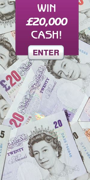 Competitions Win Money - win cash 163 20 000
