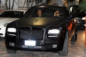 Kardashians Rolls Royce Curve Pictures And Jonathan Cheban Shop