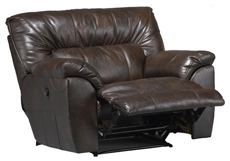 wide power recliner catnapper nolan power wide cuddler recliner with