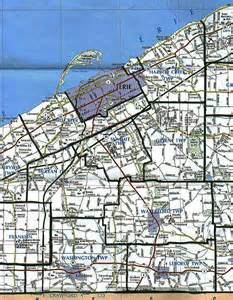 erie co current maps nsys003