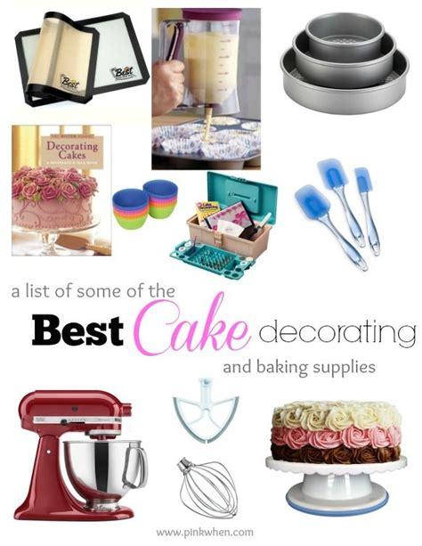 cake decorating  baking supplies cupcakes decorating decorating tools  tins