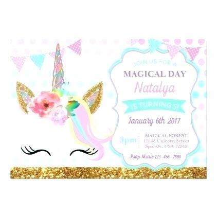 unicorn party invitations best unicorn invitations ideas