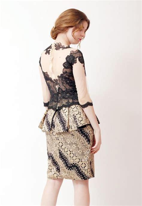 Set Kebaya Dress megan set batik kebaya batik dress and brokat