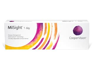 misight® 1 day | coopervision canada