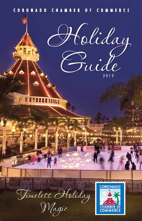 2012 holiday guide san diego travel blog